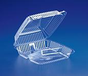 Bandejas descartables con tapa abisagrada 6 Fabrica de envases plasticos